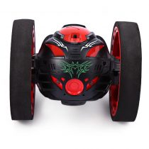 Compact Shock Resistant Two-Wheeled Remote Control Car
