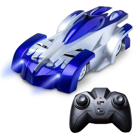 Toy RC Car with LED Lights