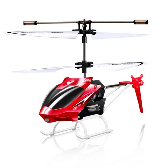 Realistic Durable Shatterproof Remote Control Helicopter