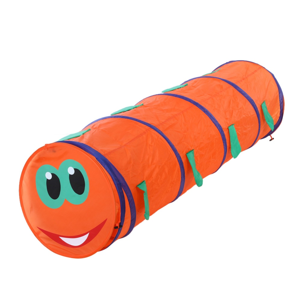 Caterpillar Crawling Tunnel