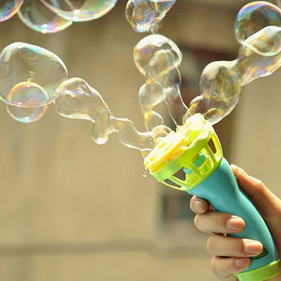 Kid Electric Bubble Machine