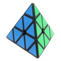 Kids' Pyramid Themed Large Colorful Plastic Magic Cube