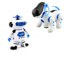 Electric Toy Robot and Robot Doggy