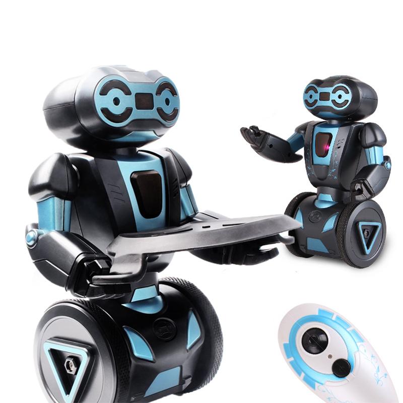 Humanoid Self-Balancing Toy Robot