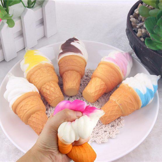 Antistress Ice Cream Toys