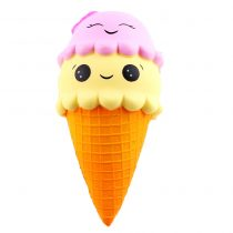 Funny Squishy Ice Cream Shaped Antistress Toys